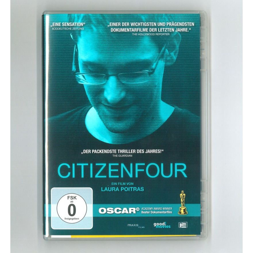 DVD CITIZENFOUR