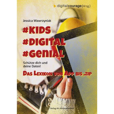 Titelseite #Kids 'Digital #Genial