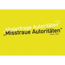Text-Postkarte: Autoritäten