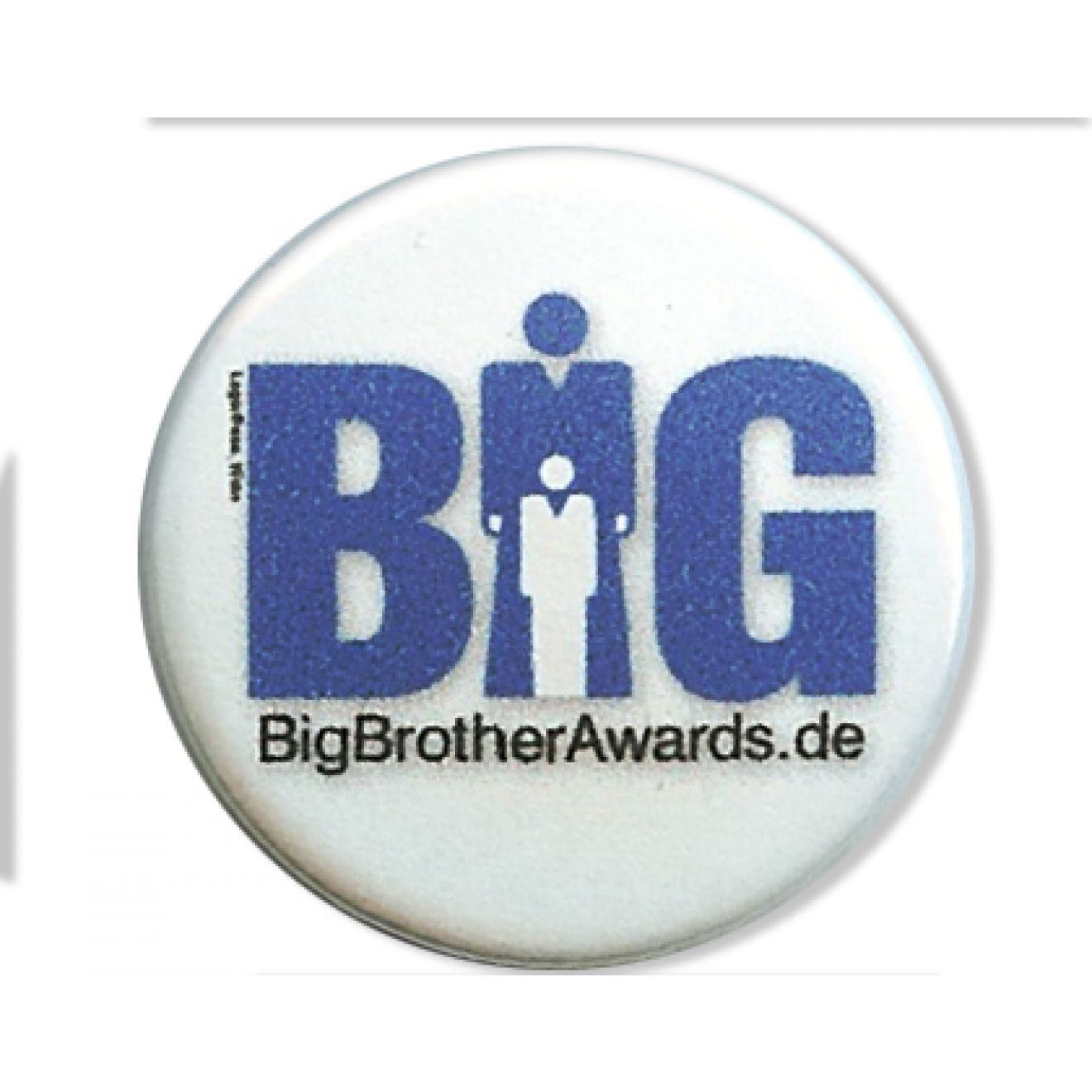 Button: BigBrotherAwards (hell)