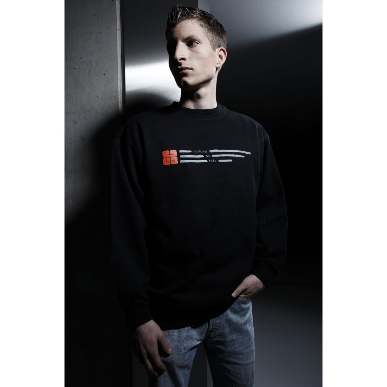 Sweatshirt: 25c3 - Nothing to Hide